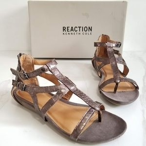 Kenneth Cole Reaction Lost Time Gladiator Sandals